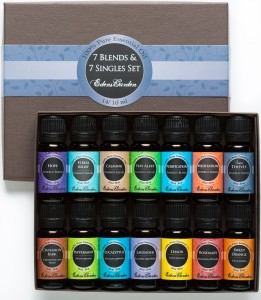 Edens Garden essential oils starter kit