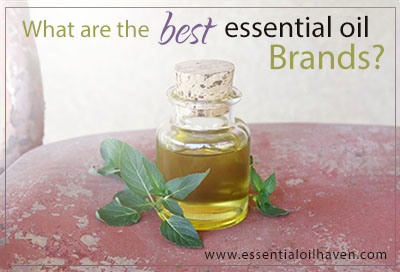 What are the best essential oil brands? Find out here!