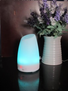 Smiley Daisy Essential Oil Diffuser Review