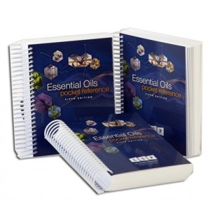 Essential Oils Pocket Reference by Gary Young