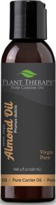 plant therapy sweet almond oil carrier oil