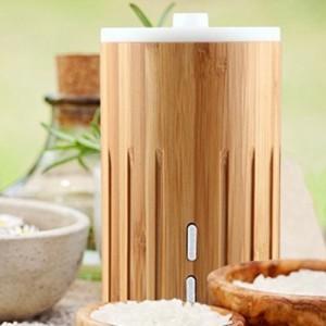 ZAQ Bamboo Lite Mist Aromatherapy Essential Oil Diffuser Review