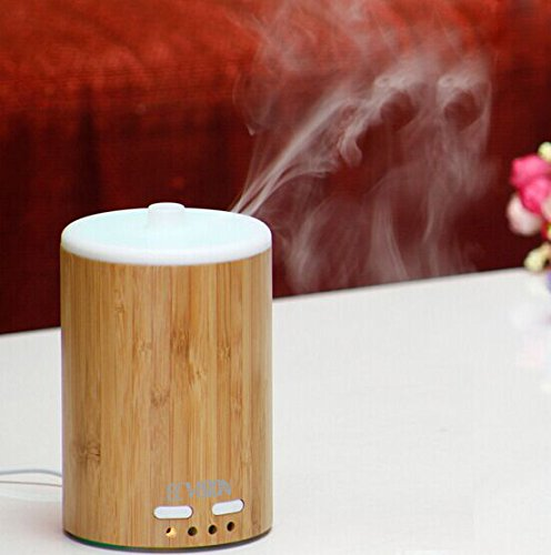 Ecvision Bamboo Essential Oil Diffuser Review