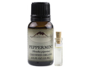 mountain rose herbs peppermint essential oil