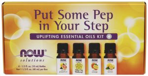pep in your step NOW oils starter kit