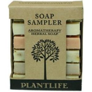 aromatherapy herbal soap sampler