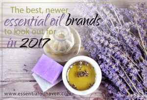best essential oil brand names