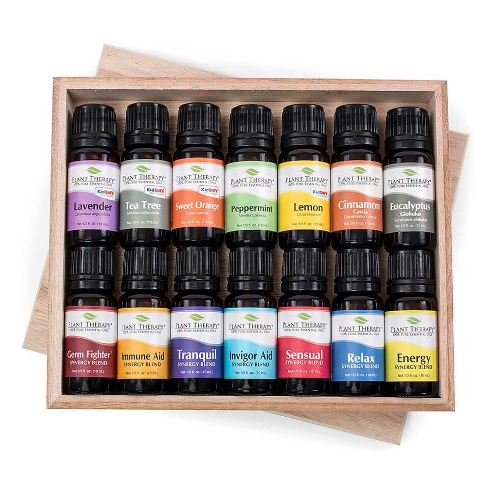 What are the best essential oil brands? My comparisons:
