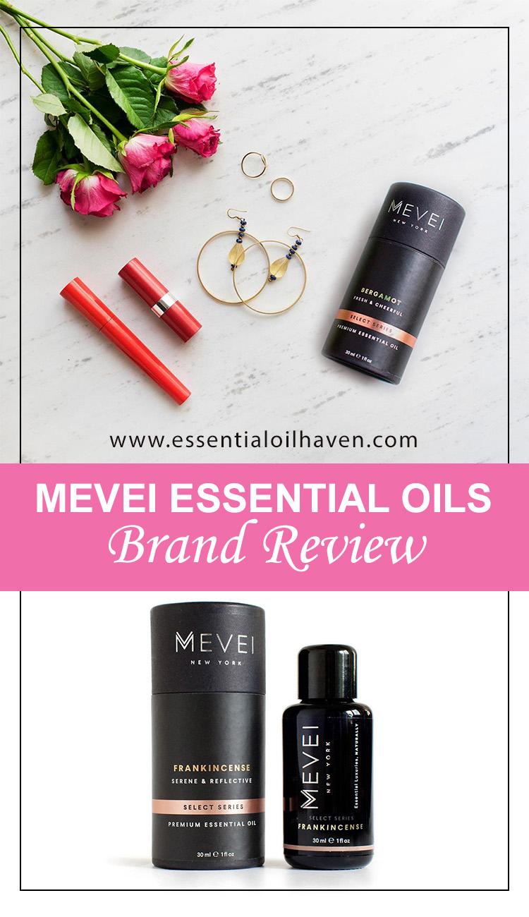 Mevei Essential Oils Brand Review