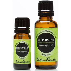 edens garden peppermint essential oil