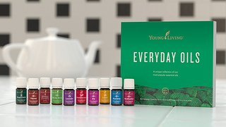 Young Living Everday Oils Starter Kit