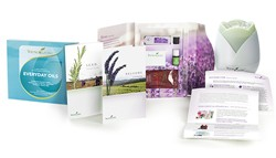 Young Living essential oils starter kit Basic Plus