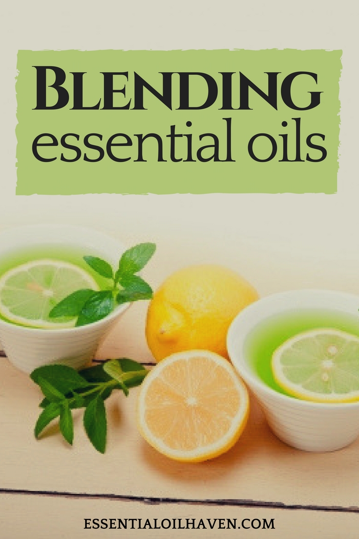 Blending Essential Oils - How To Group & Mix Your Oils