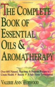 One of the most amazing aromatherapy books, the Complete Book of Essential Oils and Aromatherapy