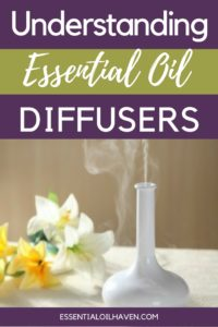 how do essential oil diffusers work