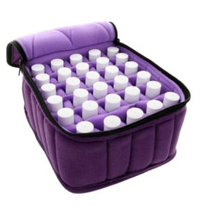 essential oils storage case