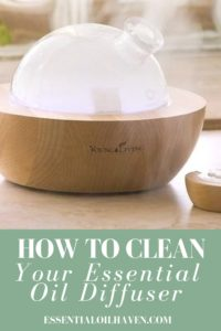 essential oil diffuser fix