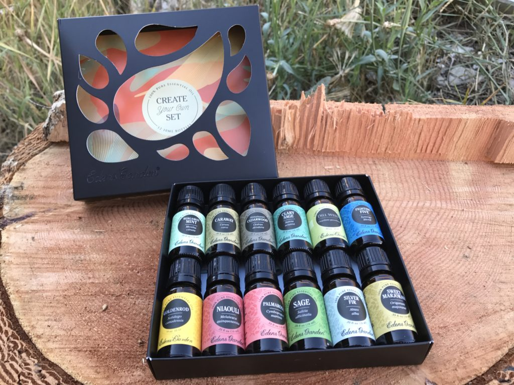 build your own set of oils