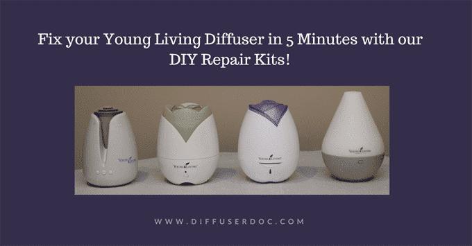 young living doterra diffuser repair kits