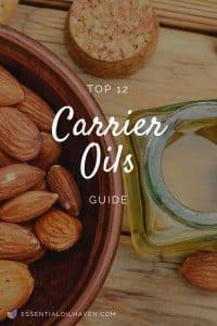 carrier oils guide