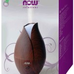 Now Foods Ultrasonic Wood Grain Oil Diffuser Review
