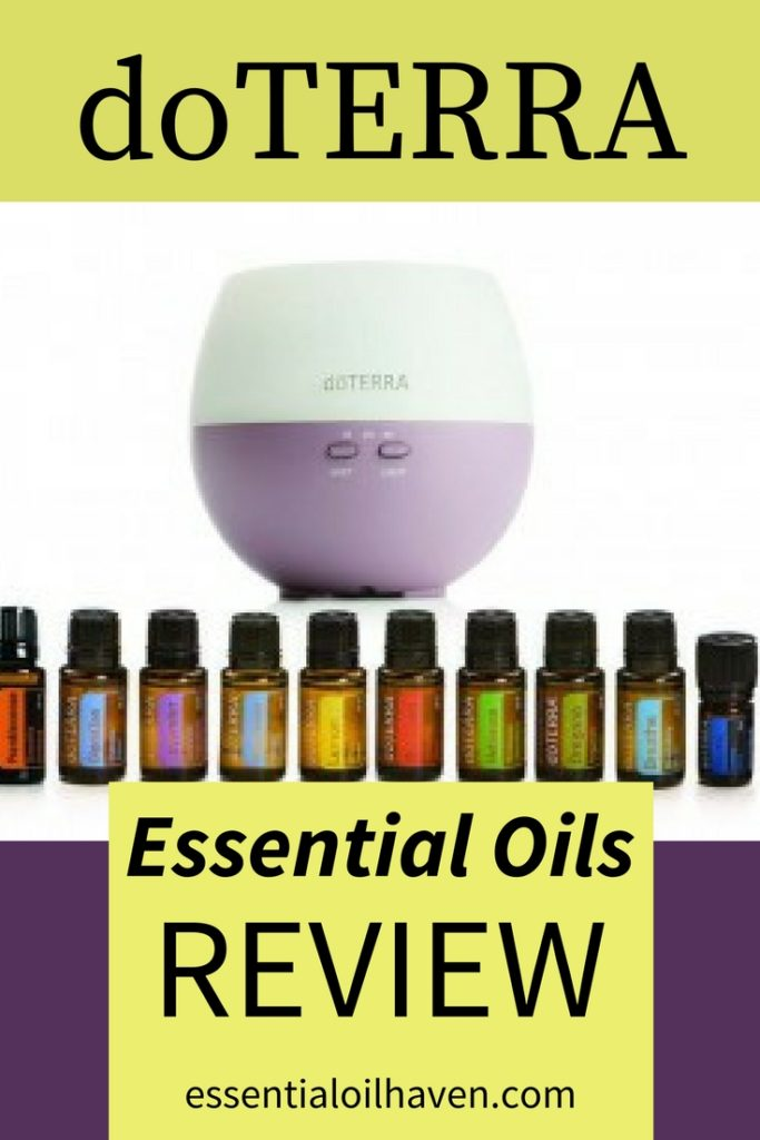 doterra essential oils book pdf