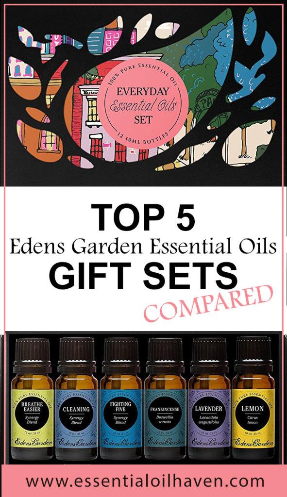 edens garden gift sets