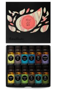 edens garden essential oil set first aid