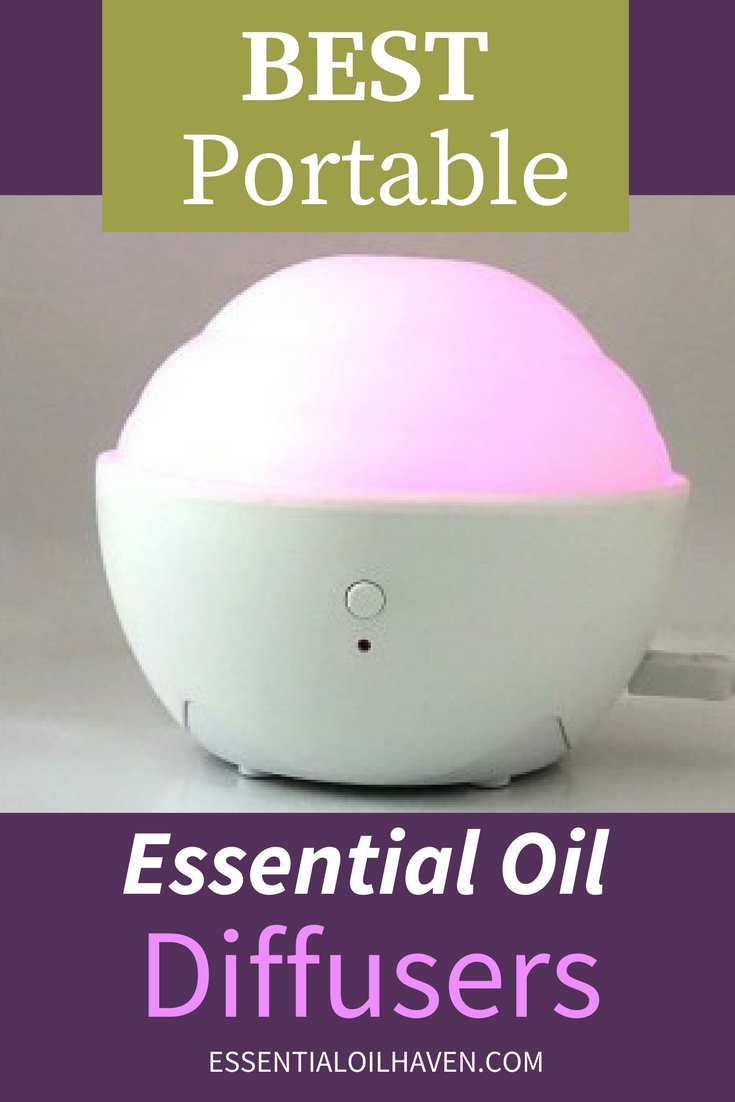 Best Battery Powered Portable Essential Oil Diffusers