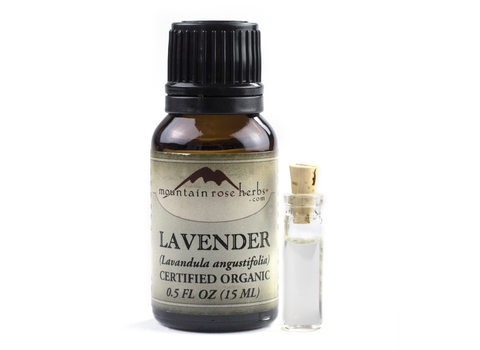 mountain rose herbs lavender essential oil