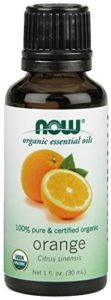organic orange essential oil