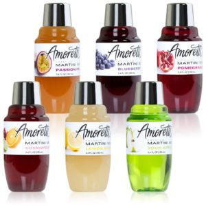 Amoretti Cocktail Mixers