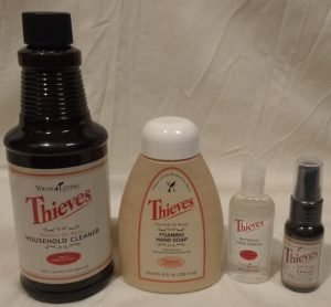 young living thieves healthy home kit