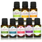 miracle essential oils pack of 8 single oils