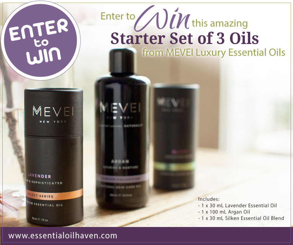 MEVEI starter set promotion