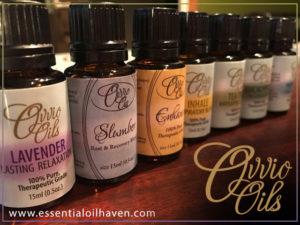 Ovvio Essential Oils Company Review