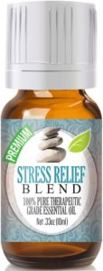 essential oil stress relief blend