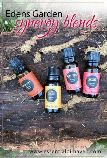 edens garden essential oils synergy blends