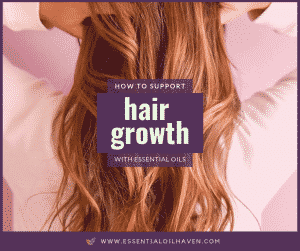 essential oils for hair growth recipe