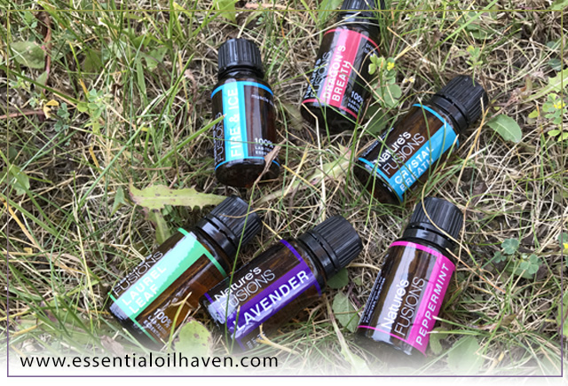 natures fusions oil company review