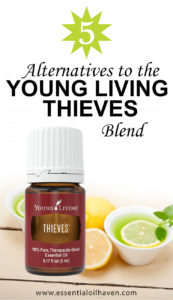 5 Alternative Blends to Young Living Thieves