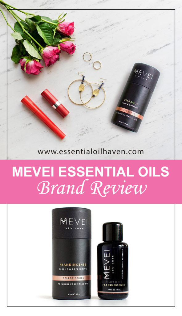 mevei essential oils