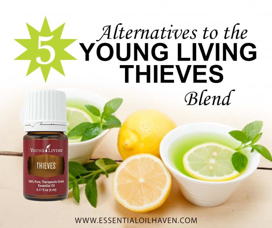 5 Alternative Blends To Young Living Thieves 174 Plus A Diy