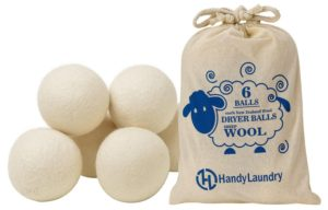 sheep wool dryer balls