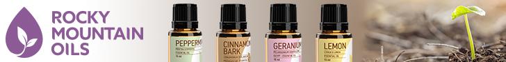 rocky mountain essential oils