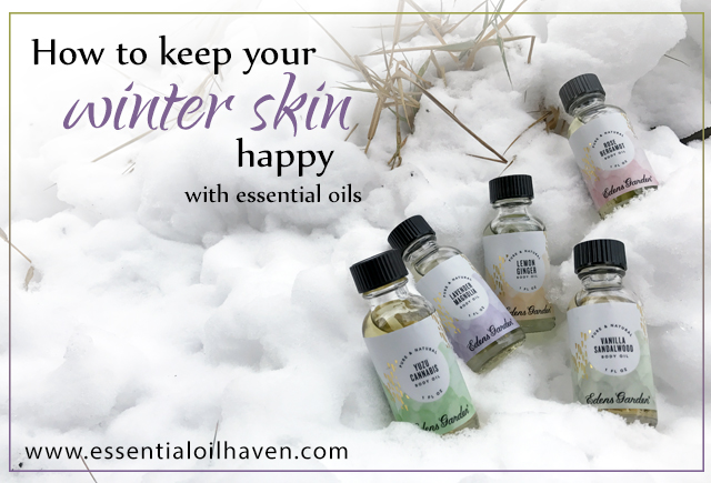 What Are The Best Essential Oils For Dry Skin
