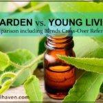 Edens Garden vs Young Living Essential Oils