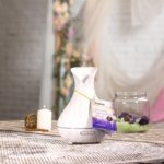 Aromzen White Essential Oil Diffuser Review