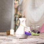 Aromzen White Essential Oil Diffuser Review