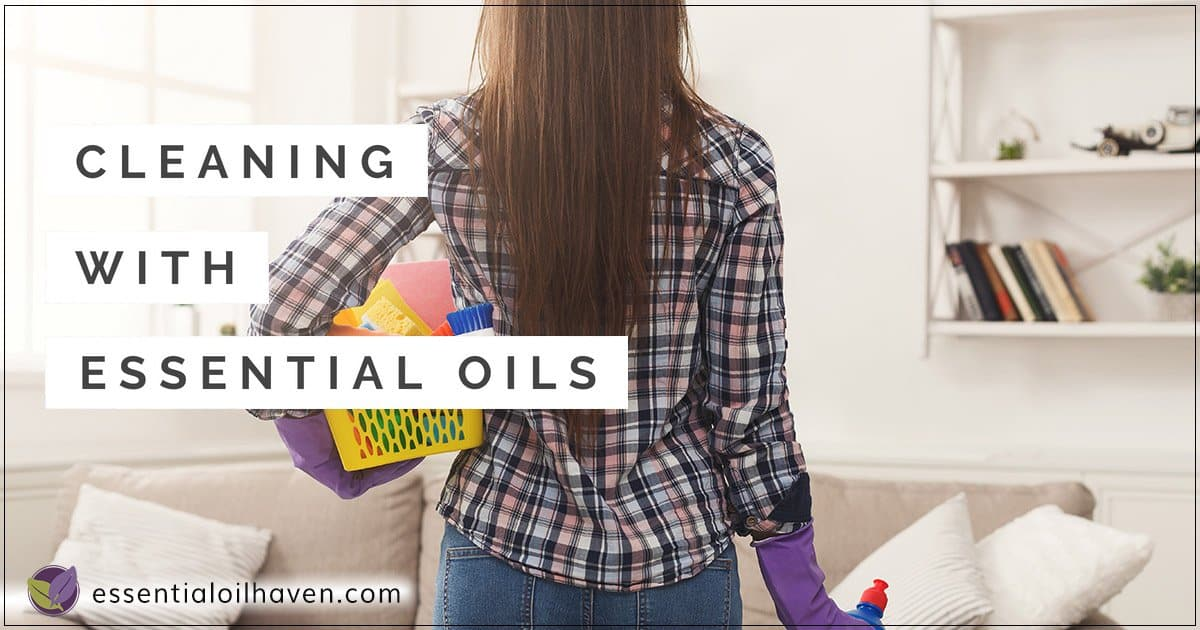 the best essential oils for cleaning